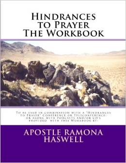 Hindrances to Prayer The Workbook